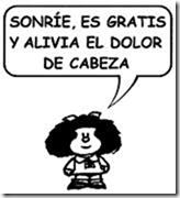 mafalda y la risa
