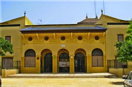 Antiguo colegio Nacional España