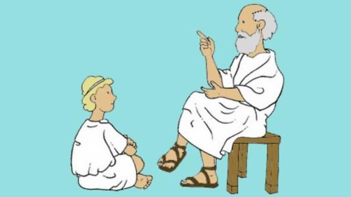 el joven y el sabio