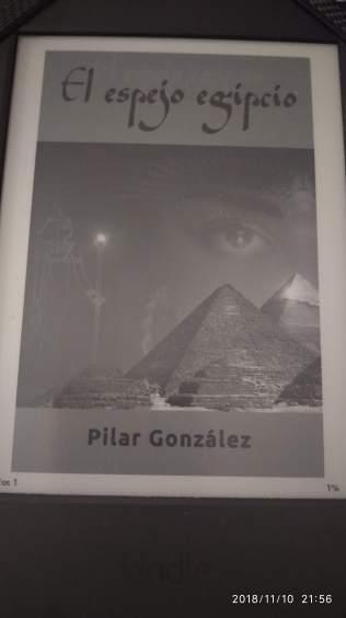 El espejo egipcio en ebook